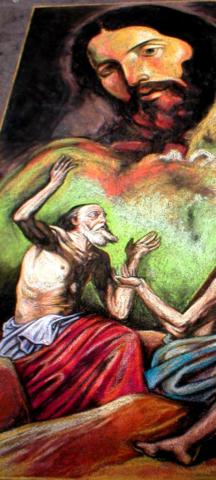 verabugatti madonnari grazie graziedicurtatone madonnaro artedistrada artistidistrada chalk chalkart gessetti gessetto pastel asphalt pavementart strassenmalerei