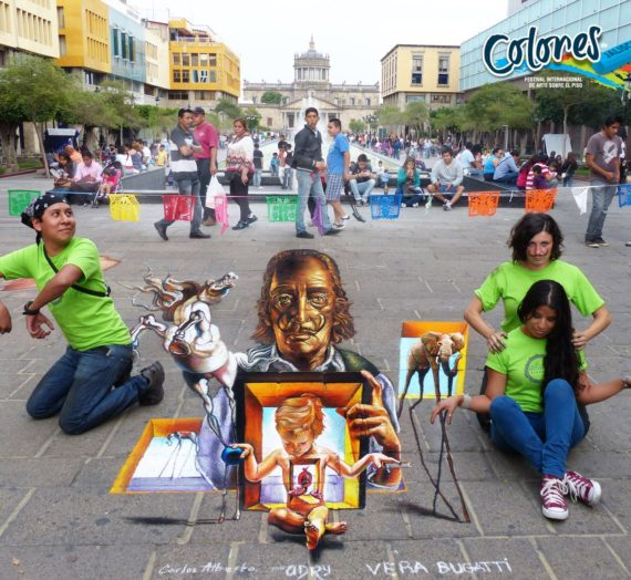 MEXICO! Featured Artist at Colores de Jalisco 2013, Guadalajara