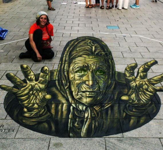 Wilhelmshaven Street Art Fest 2013