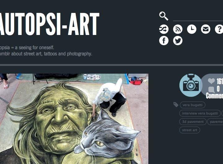 Interview on Autopsi-Art!