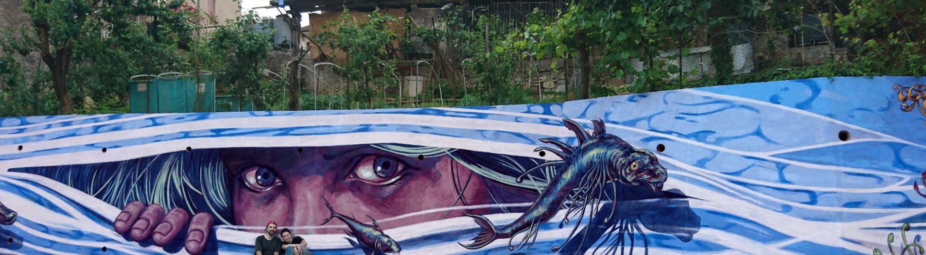 Anguane e pesci abissali a Crespadoro