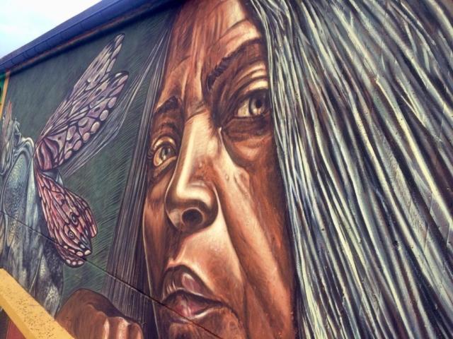 verabugatti streetart murals walls arteurbana illusioniottiche 3Dstreetart rhinos saverhinos poaching dehorning rinoceronti fridaysforfuture