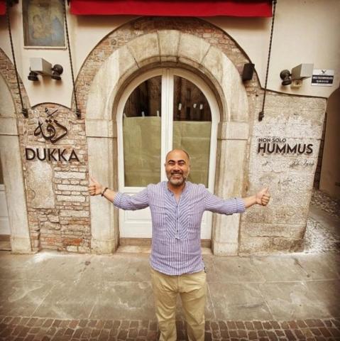 Vera Bugatti Handala Dukka Brescia Palestina iyas ashkar